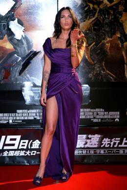 photo 57/113 - Megan Fox - Avant-première à Tokyo (Juin 2009) - Transformers 2 : La Revanche - © Paramount
