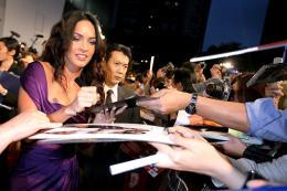 photo 74/113 - Megan Fox - Avant-première à Tokyo (Juin 2009) - Transformers 2 : La Revanche - © Paramount