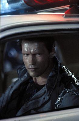 Terminator Arnold Schwarzenegger photo 1 sur 22