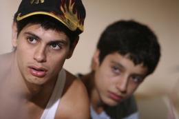 Zion et son frère Ofer Hayun, Reuven Badalov photo 7 sur 16