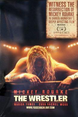 photo 27/29 - L'affiche - The Wrestler - © Mars Distribution