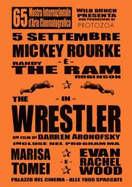 photo 26/29 - L'affiche - The Wrestler - © Mars Distribution