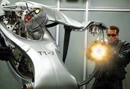 photo 19/20 - Terminator 3 - Le soulèvement des machines