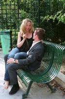 Before Sunset Ethen Hawke et Julie Delpy photo 3 sur 13