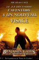 Benjamin Gates et le Trésor des Templiers Affiche préventive française photo 2 sur 18