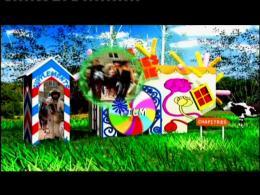 Les bidasses en folie menu Dvd photo 1 sur 2