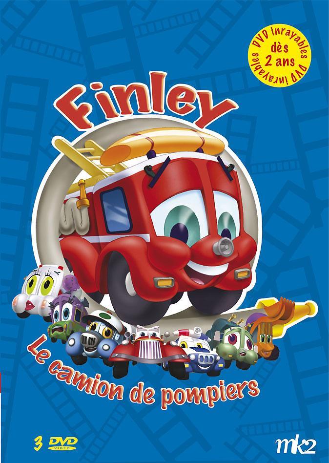 Photos 1 7 finley le camion de pompiers volumes 4 6 - Finley le camion de pompier ...
