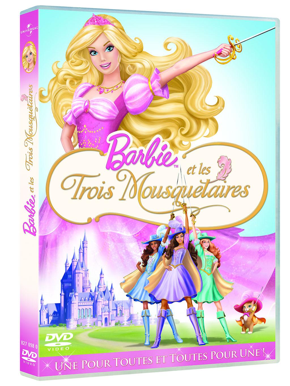 Photos 1 4 barbie et les trois mousquetaires comme au - Barbie et les mousquetaires ...