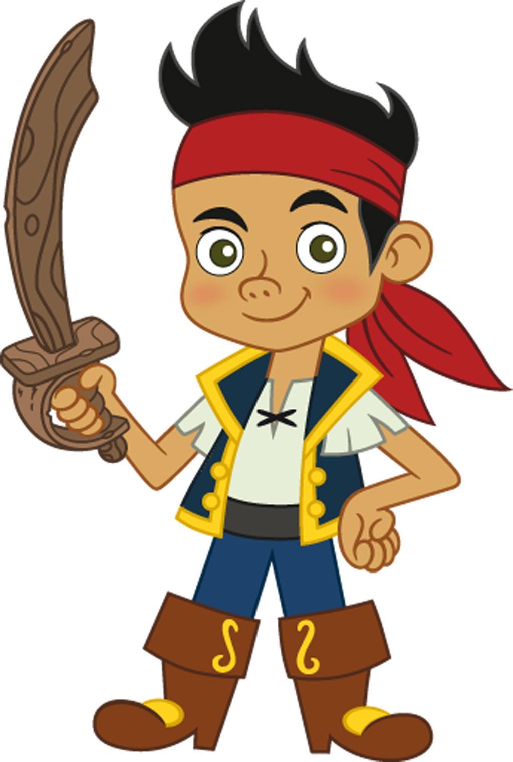 Photos 1 13 jake et les pirates du pays imaginaire - Jack et le pirate ...