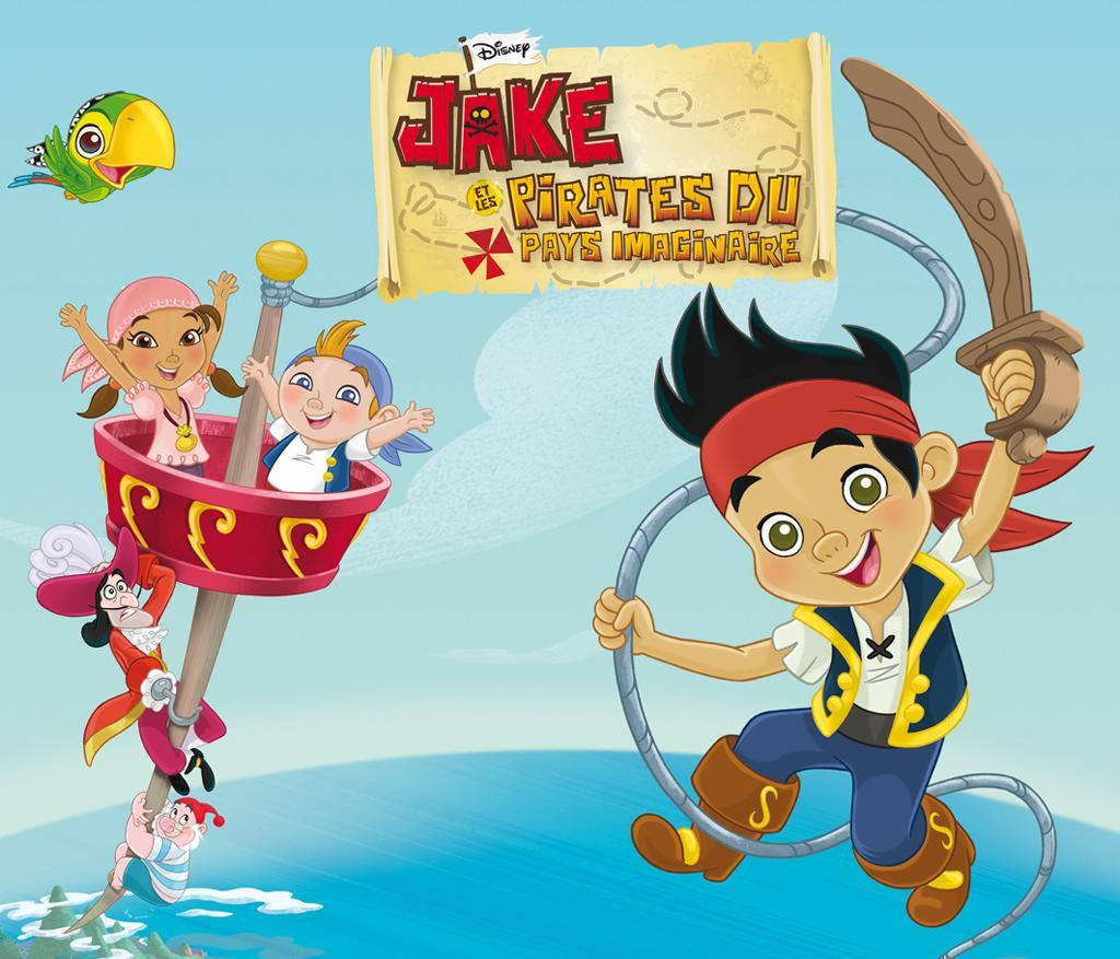 Photos 1 13 jake et les pirates du pays imaginaire - Jeux de jack et les pirates ...