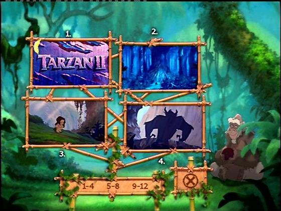 Photos (1/3) Tarzan 2 ...