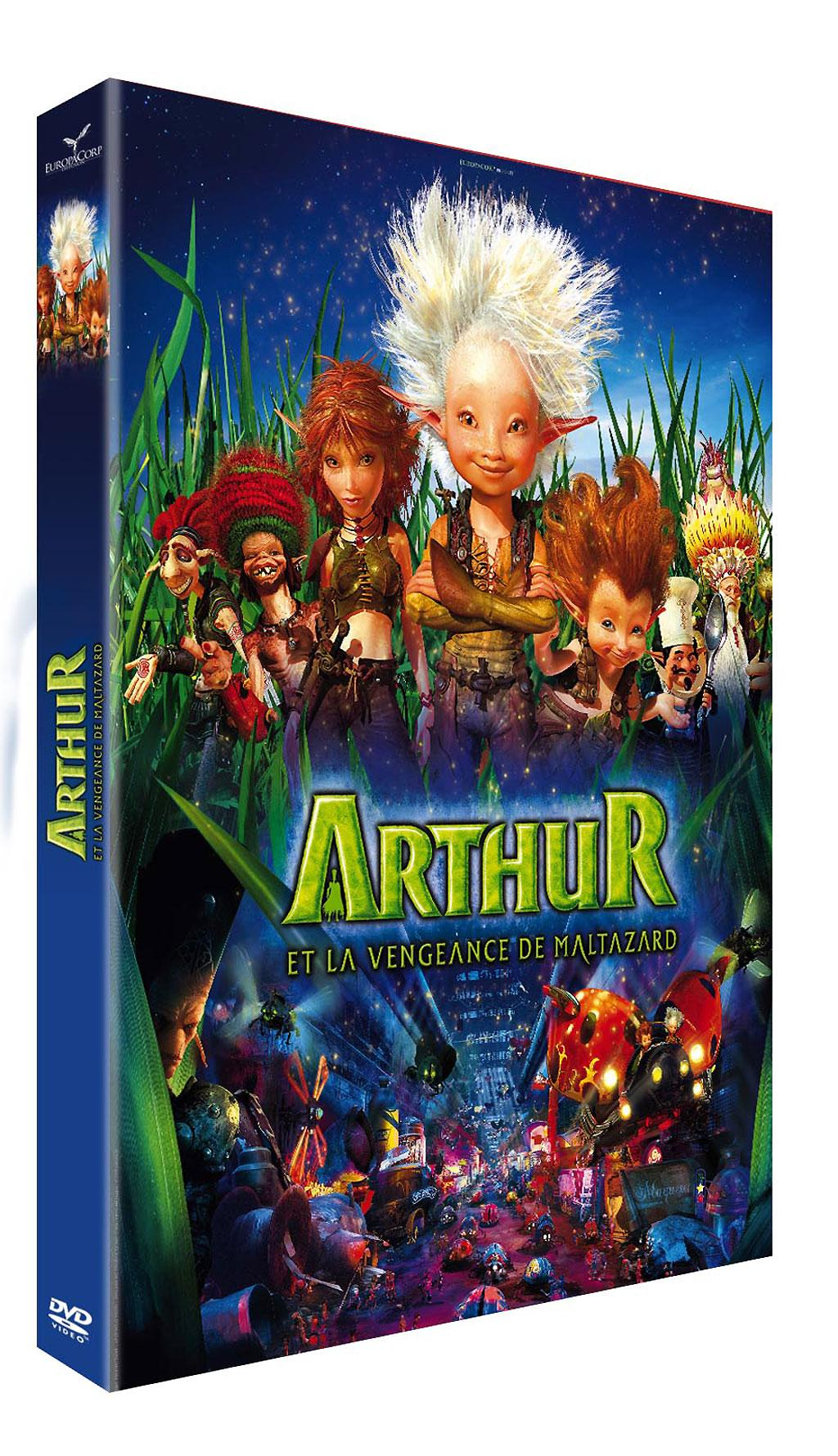 Arthur et la vengeance de Maltazard streaming vf | fCine.TV