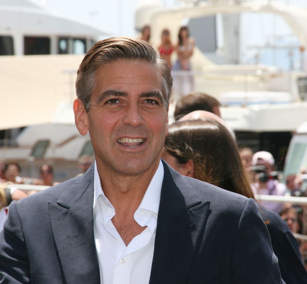 Schwul oder nicht?: Clooney heizt die Gerchtekche an