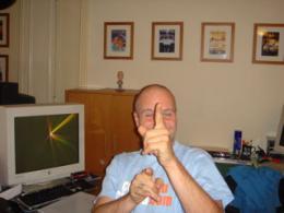 photo 16/21 - Cr�ation d'affiche avec Jan Kounen � l'Agence Donald Simpson - Blueberry
