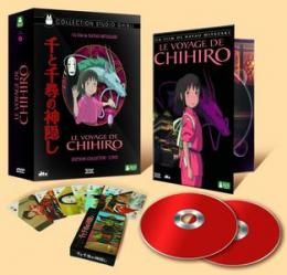 photo 9/11 - Dvd - Edition Collector - Le Voyage de Chihiro