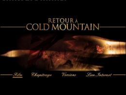 photo 21/29 - Menu Dvd - Retour à Cold Mountain
