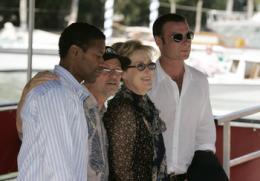 Un crime dans la tête Présentation du Film au Festival de Venise - 2 septembre 2004 photo 8 sur 37