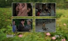 Dans Un Grand Vent De Fleurs Menu Dvd photo 2 sur 3