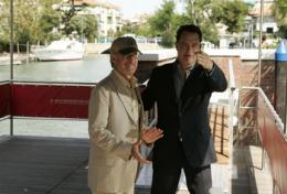 photo 27/56 - Pr�sentation du Film au Festival de Venise - 1er septembre 2004 - Le Terminal