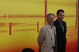 photo 34/56 - Pr�sentation du Film au Festival de Venise - 1er septembre 2004 - Le Terminal