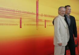 photo 36/56 - Pr�sentation du Film au Festival de Venise - 1er septembre 2004 - Le Terminal