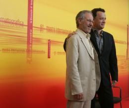 photo 37/56 - Pr�sentation du Film au Festival de Venise - 1er septembre 2004 - Le Terminal
