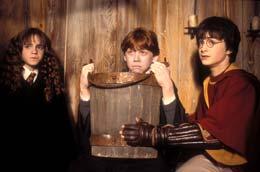 photo 19/29 - Emma Watson, Rupert Grint et Daniel Radcliffe - Harry Potter et la chambre des secrets