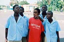 11'09''01 September 11 Idrissa Ouedraogo photo 9 sur 19