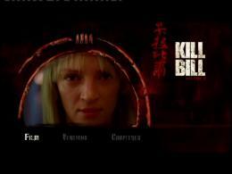 Kill Bill (Volume 2) Menu Dvd photo 10 sur 15