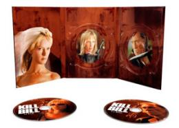 photo 15/15 - Dvd - coffret ouvert - Kill Bill (Volume 2)