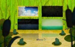 La prophétie des grenouilles Menu Dvd photo 10 sur 10