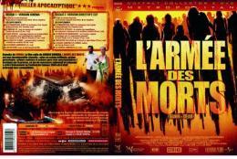 photo 13/15 - Dvd - Edition Collector, jaquette - L'Armée des morts