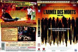 photo 14/15 - Dvd - Edition Prestige, jaquette - L'Armée des morts
