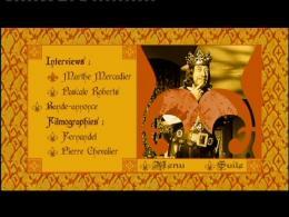 Le bon Roi Dagobert Menu Dvd photo 1 sur 2