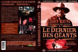 photo 1/2 - Jaquette dvd - Le Dernier des géants