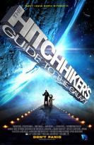 photo 1/10 - Affiche Américaine - H2G2 : Le Guide du voyageur galactique