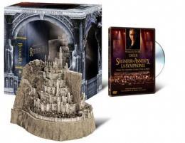 photo 16/18 - Coffret Collector avec statuette - Version longue - Le seigneur des anneaux : le retour du roi