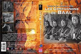 photo 1/1 - Jaquette dvd - Les Compagnons de Baal