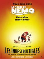 photo 19/40 - Affiche préventive française - Les Indestructibles