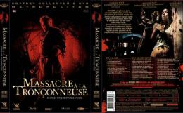 photo 15/17 - Jaquette dvd - Massacre � la tron�onneuse