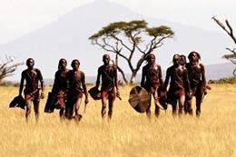 photo 2/8 - Massaï, les guerriers de la pluie