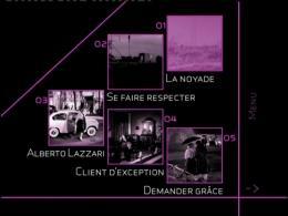 Les Nuits de Cabiria Menu Dvd photo 2 sur 3