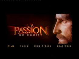 photo 13/13 - Menu dvd - La Passion du Christ