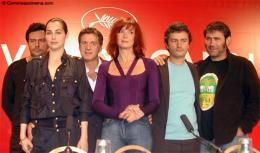 Peindre ou faire l'amour Pr�sentation du film � Cannes le 18 mai 2005 photo 6 sur 9