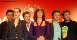 Peindre ou faire l'amour Pr�sentation du film � Cannes le 18 mai 2005 photo 7 sur 9