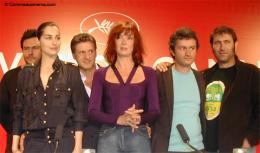 Peindre ou faire l'amour Pr�sentation du film � Cannes le 18 mai 2005 photo 8 sur 9