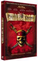 photo 11/11 - Dvd -  édition exclusive - Pirates des Caraïbes, la malédiction du Black Pearl