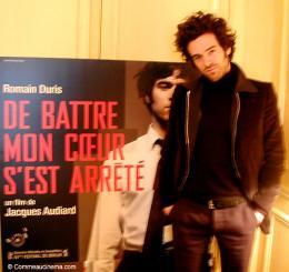photo 17/22 - Notre interview de Romain Duris - De battre mon cœur s'est arrêté