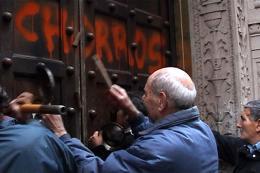 photo 4/7 - M�moire d'un Saccage : Argentine, le hold-up du si�cle