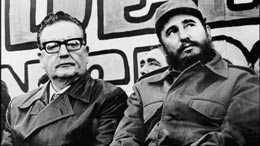 Salvador Allende photo 2 sur 10